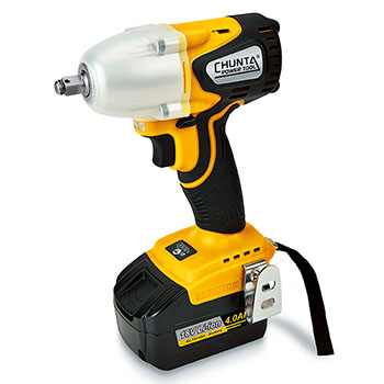 "3/8"" DR. Brushless Cordless Impact Wrench"