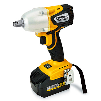 "1/2"" DR. Brushless Cordless Impact Wrench"