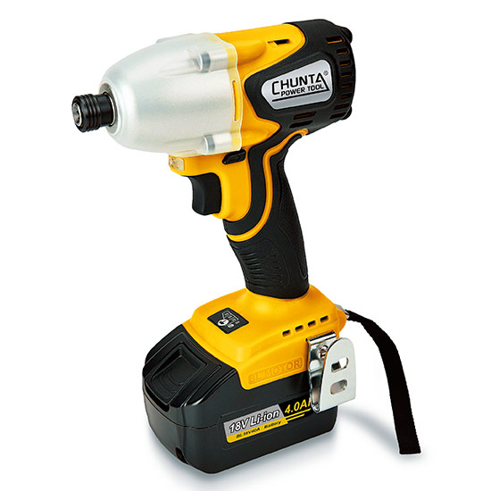 "1/4"" Hex. Brushless Cordless Impact Driver"